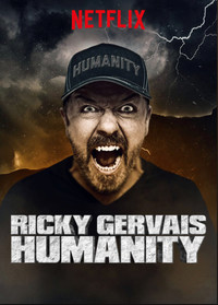 Ricky Gervais: Humanity main cover