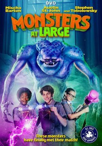 Monsters at Large main cover