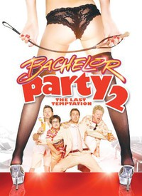 Bachelor Party 2: The Last Temptation main cover