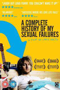 A Complete History of My Sexual Failures main cover