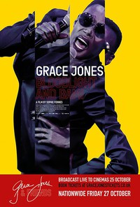 Grace Jones: Bloodlight and Bami main cover