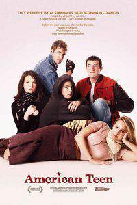 American Teen main cover