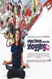 Angus, Thongs and Perfect Snogging main cover