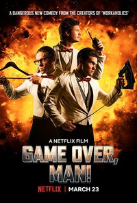 Game Over, Man! main cover