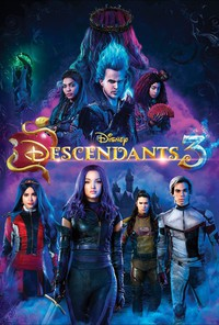 Descendants 3 main cover