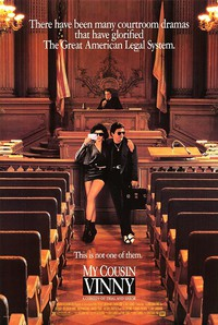 My Cousin Vinny main cover