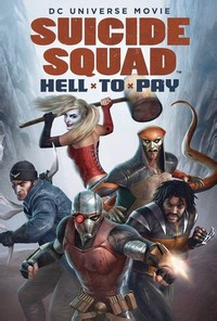 Suicide Squad: Hell to Pay main cover