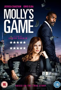 Molly's Game main cover
