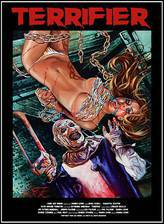 terrifier movie cover