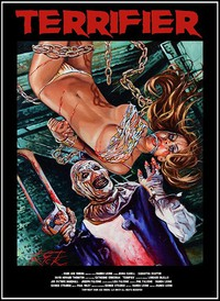 Terrifier main cover