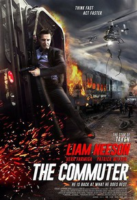 The Commuter main cover