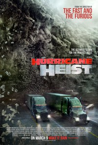 The Hurricane Heist main cover