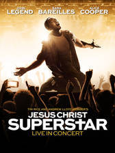 Jesus Christ Superstar Live in Concert movie cover