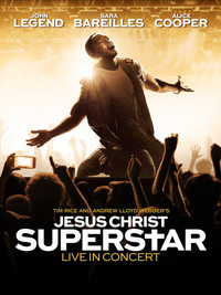 Jesus Christ Superstar Live in Concert main cover