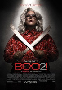 Tyler Perry's Boo 2! A Madea Halloween main cover