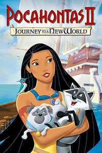 Pocahontas II: Journey to a New World main cover