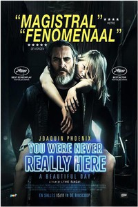 You Were Never Really Here main cover
