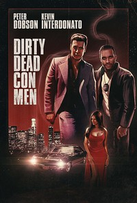 Dirty Dead Con Men main cover