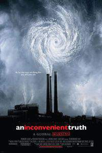 An Inconvenient Truth main cover