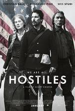 hostiles movie cover