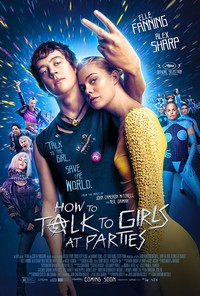 How to Talk to Girls at Parties main cover