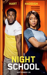 Night School main cover