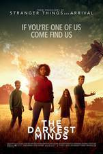 The Darkest Minds movie cover