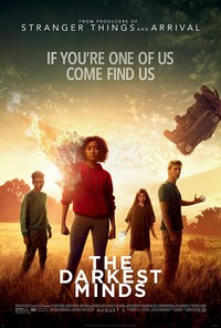 The Darkest Minds main cover