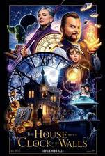 The House with a Clock in Its Walls movie cover