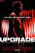 upgrade_2018 movie cover