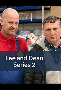 Lee and Dean movie cover