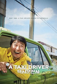 A Taxi Driver main cover