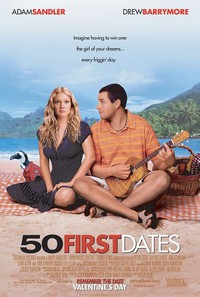 50 First Dates main cover