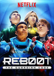 ReBoot: The Guardian Code movie cover