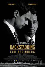 Backstabbing for Beginners movie cover