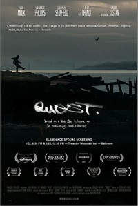 Quest main cover