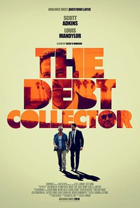 The Debt Collector main cover