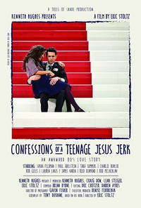 Confessions of a Teenage Jesus Jerk main cover