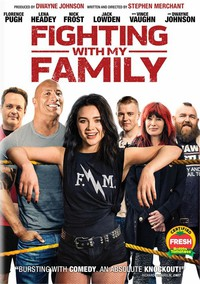 Fighting with My Family main cover