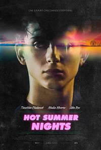 Hot Summer Nights main cover