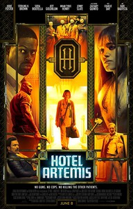 Hotel Artemis main cover