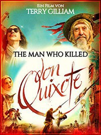The Man Who Killed Don Quixote main cover