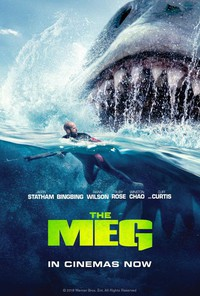 The Meg main cover