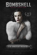 Bombshell: The Hedy Lamarr Story movie cover