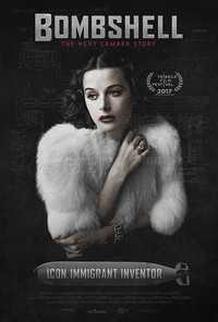 Bombshell: The Hedy Lamarr Story main cover