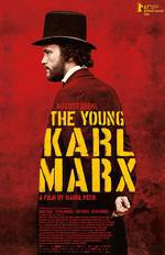 The Young Karl Marx movie cover