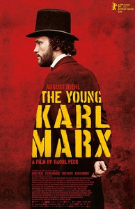 The Young Karl Marx main cover