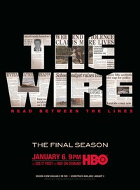 The Wire movie cover