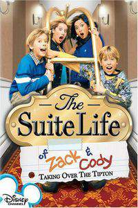 The Suite Life of Zack and Cody movie cover