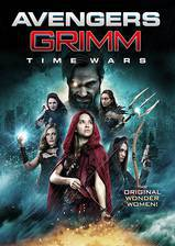 Avengers Grimm: Time Wars movie cover